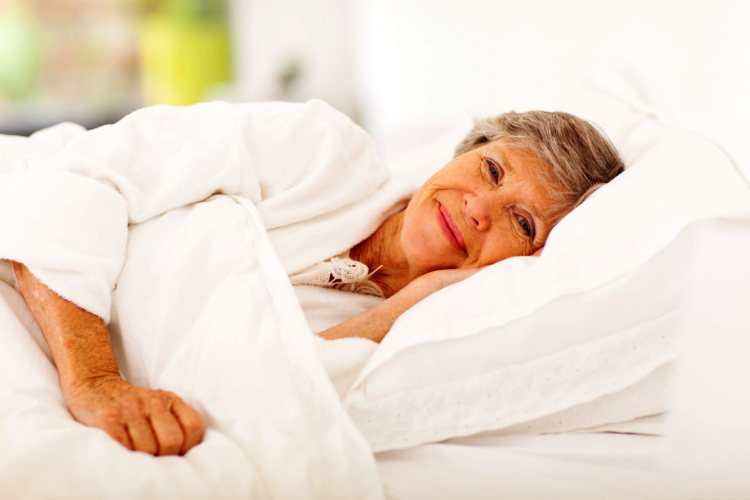 Helping Your Elders Develop a Better Sleep Routine